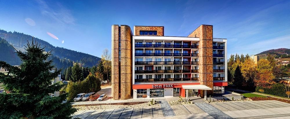 Hotel Park Dolny Kubin