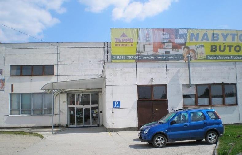 TEMPO KONDELA predajňa Nové Zámky ... 23450ca94da